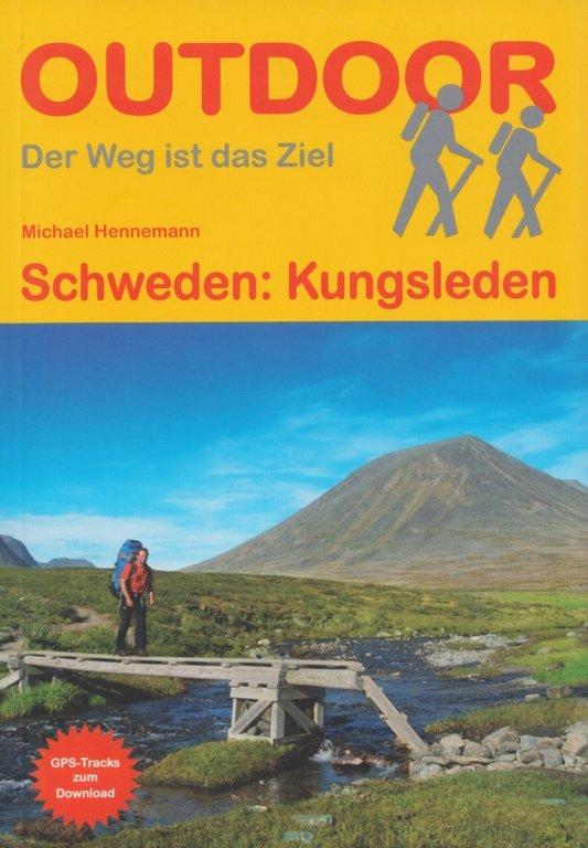 Trekkingführer und Wanderkarten für den Kungsleden
