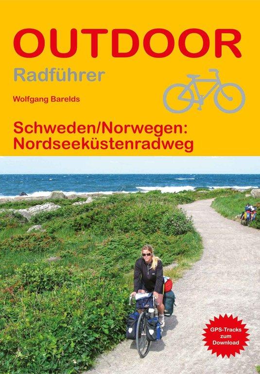 Radwanderführer und Radkarten Schweden