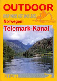 Kanuführer, Kanuwanderführer Norwegen
