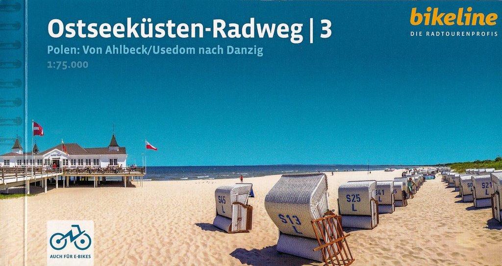 Ostseekusten Radweg 3 Polen Von Usedom Nach Danzig 1 75 000