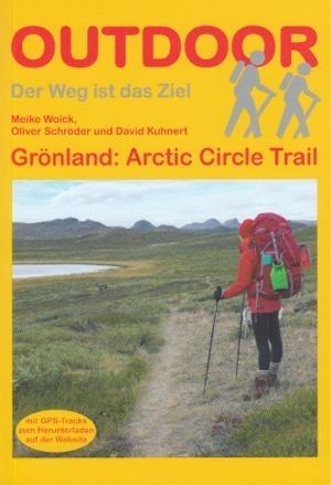 Wanderkarten und Trekkingführer Arctic Circle Trail
