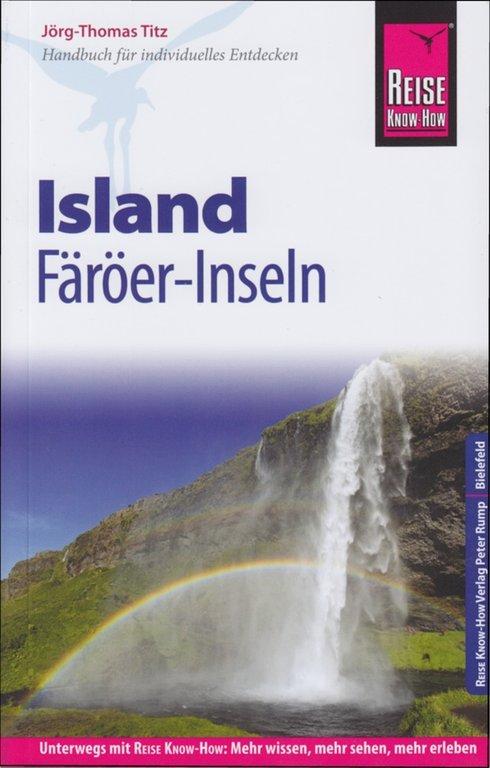 Landkarten und Reiseführer Island