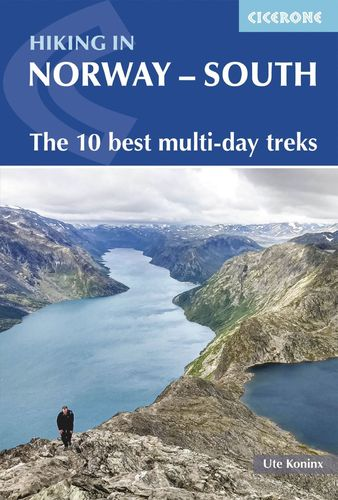 Hiking in Norway-South - The 10 best multi-day treks
