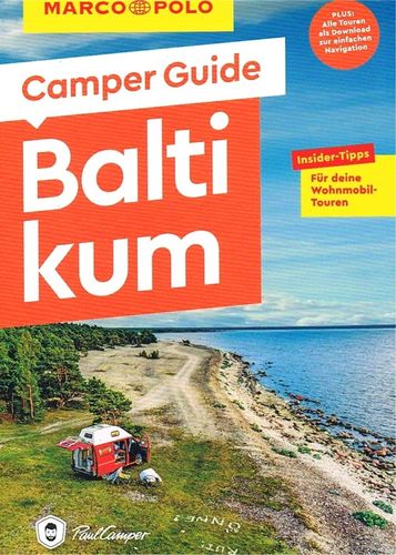 Marco Polo Camper Guide Baltikum