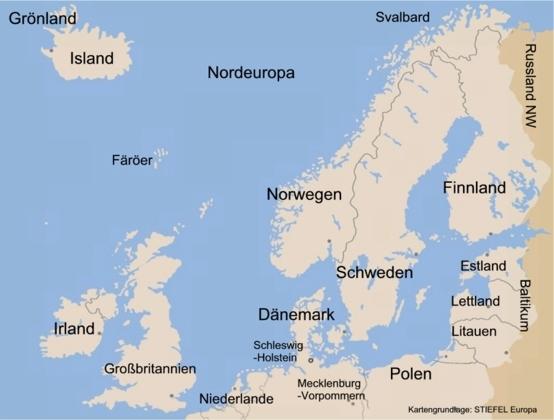 Geobuchhandlung Kiel Landkarten Und Reisefuhrer Fur Nordeuropa